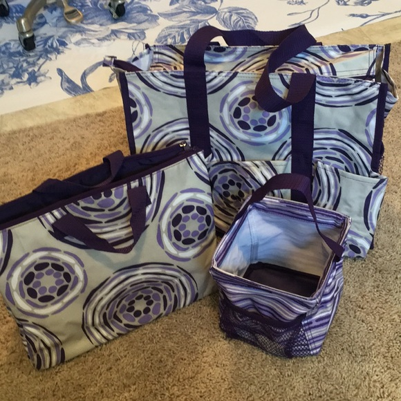 Thirty One Bags Thirtyone 3 Piece Set Poshmark